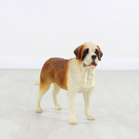 St. Bernard Dog Model
