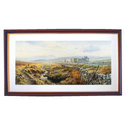 Evening In The Dales Print