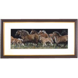 Only Foals And Horses Print