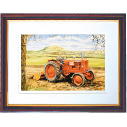Nuffield At Work Print