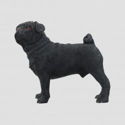 Pug By Leonardo