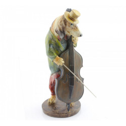 Hound Dog Musician Double Bass Was £30