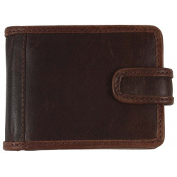 Shenton Wallet In Full Leather