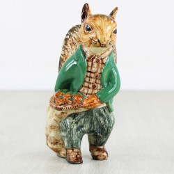 Dressed Squirell