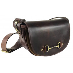 Haston Bag In Leather-Suede