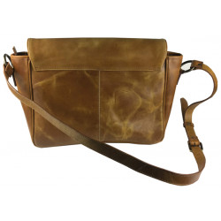 Alexandra Bag In Tan Leather Was £125