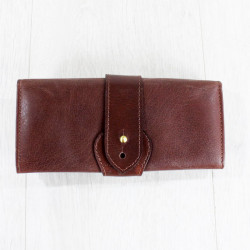 Kate Purse In Brown Natural Leather