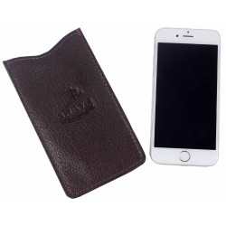 James Phone Case Fine Leather Was £25
