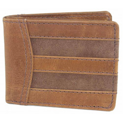 Angus Wallet In Tan Was £40