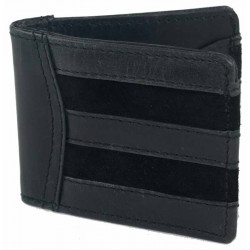 Angus Wallet Black Was £40