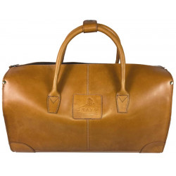 Copeland Holdall Natural Leather Tan