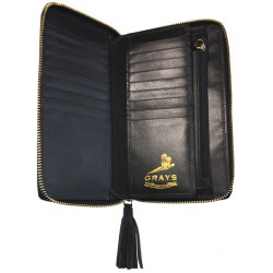 Alice Purse Gold Label Edition Black