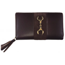 Alice Purse Gold Label Edition Brown