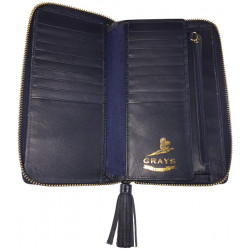 Alice Purse Gold Label Edition Navy