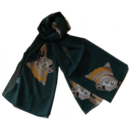 Scarf Hares Green