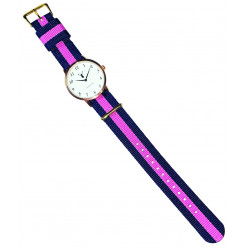 Grays Stag Watch With Pink Strap