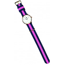 Grays Horse Watch With Pink Strap