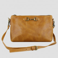 Victoria Essentials Bag In Antique Tan