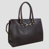 Abigail Handbag In Brown