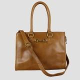 Abigail Handbag In Antique Tan