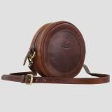 Megan 1922 Handbag Soft Antique Leather