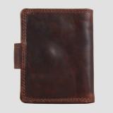 Nicholas 1922 Wallet Antique Brown