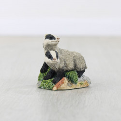 Forest Friends Badgers