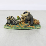 Badger Family Was £50