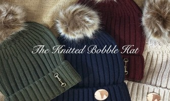 The Knitted Bobble Hat